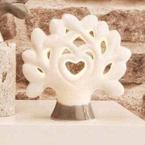bomboniera comunione cresima matrimonio albero della vita