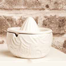 Spremiagrumi in porcellana
