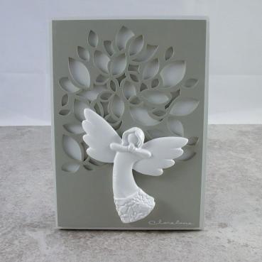 bomboniera albero della vita con angelo
