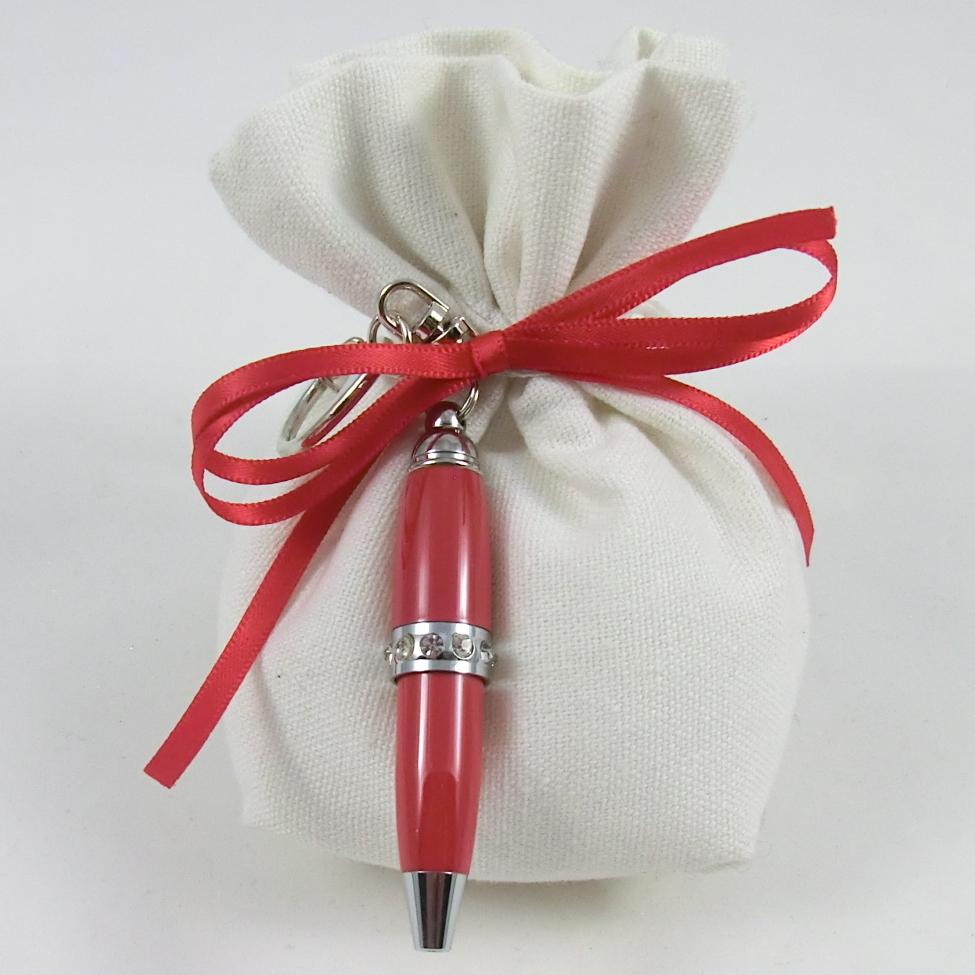 bomboniere laurea confetti rossi