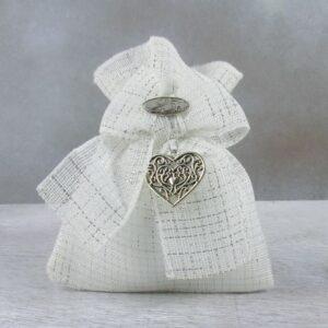 bomboniere matrimonio nozze d'argento