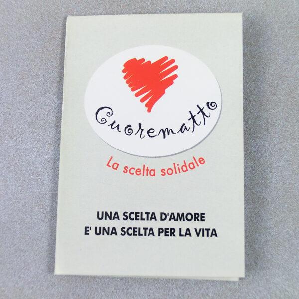 bomboniere solidali cuorematto modena carpi emilia romagna