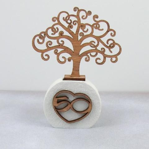 nozze d'oro bomboniere anniversari alberodella vita