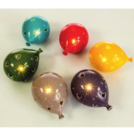 bomboniere luminose le d palloncini Cuorematto