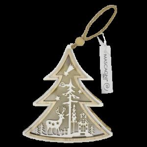 Oggettistica di Natale albero con luce led