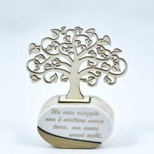 bomboniere albero della vita diffusore