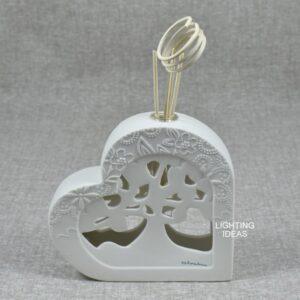 bomboniera cuore albero della vita diffusore claraluna