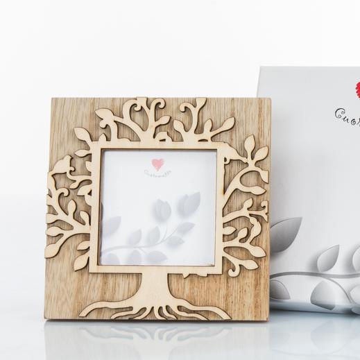 bomboniera cuorematto portafoto albero della vita