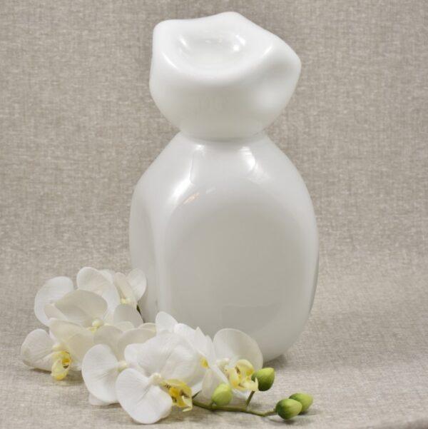 oggettistica bottiglia vetro incamiciato Clarlauna
