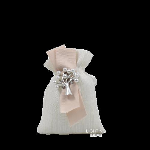 bomboniere cuorematto sacchetto con albero vita