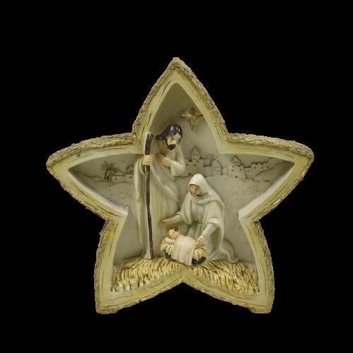 presepe nella stella