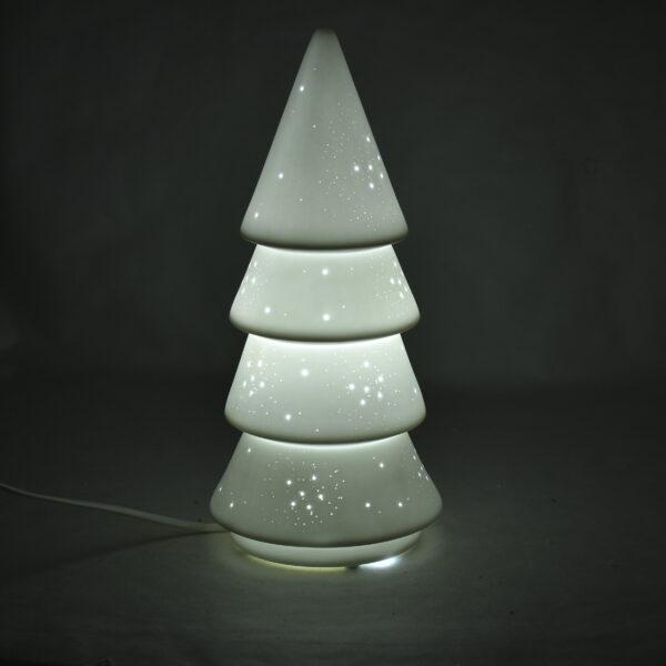lampada luminosa albero di natale