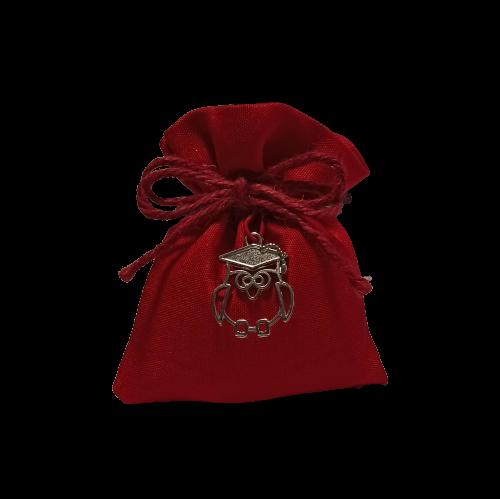 sacchetto bomboniera laurea