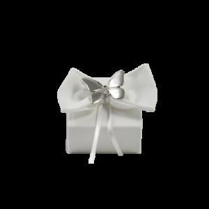 scatolina confetti con farfalla
