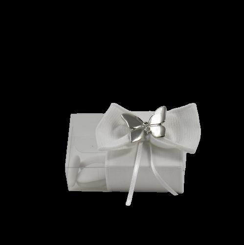 bomboniera scatolina farfalla