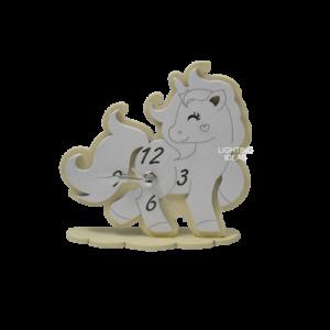 bomboniera unicorno orologio
